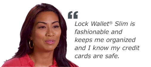Lock Wallet® Slim